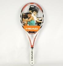 Head Micro Gel Radical MP Tennis Racquet 4-1/4 Strung Mid Plus New  - $96.90