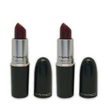 MAC Matte Lipstick - Rocker - LOT OF 2 - $71.33