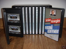 Action Strategies For Personal Achievement - Brian Tracy - 24 CDS + 24 C... - $84.88