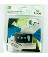 Making Memories Slice Embossing Tips Tools For Slice Cordless Design Cut... - $44.54