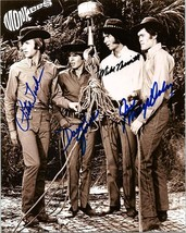 THE MONKEES - Signed by ALL Autograph Authentic Signed  Photo w/COA - 30486 - $245.00