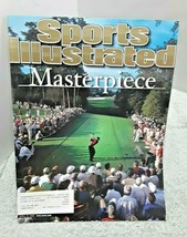 Sports Illustrated Tiger Woods Masterpiece April 16 2001 - $11.87