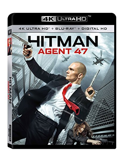 Hitman: Agent 47 (4K Ultra HD+Blu-ray+Digital, 2017)