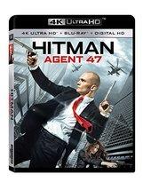 Hitman: Agent 47 (4K Ultra HD+Blu-ray+Digital, 2017)