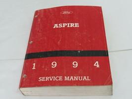 1994 Ford  Aspire Shop Service Repair Manual - $19.75