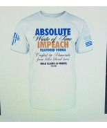 New WARRIOR 12 Absolute Waste Of Time IMPEACH  Flavored  AUTHENTIC   T S... - $24.99+