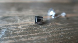 Antique Anson Sterling Silver Tie Tack - $19.80