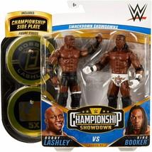 WWE Championship Showdown 2-Pack King Booker T & Bobby Lashley Action Figure 2pk - $25.95