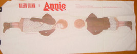 Orphan Annie Printed Photo Panel to make Pillow Doll - $6.99