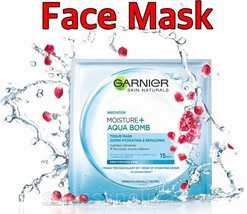 Garnier Moisture Bomb Super-Hydrating Revitalising Mask with Pomegranate... - $6.82