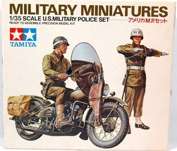 1/35 U.S. Police Set Kit No. MM184 Series No. 84 - $15.75