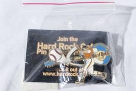 Hard Rock Cafe Pin Collector's Club Baltimore 2004 Baseball - $14.81