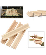 19cm Wooden Scrabble Rack For Letters Number Arts & Crafts Board Game Pine Wood - $11.28 - $19.16