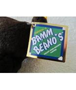 1998 NWT Salvino's Bamm Beano's Mark McGwire #25 Dark Brown Plush Beanie... - $6.52