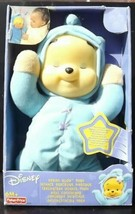 Winnie the Pooh Dream Glow Pooh Stuffed Plush Disney Fisher Price 2003  ... - $93.46