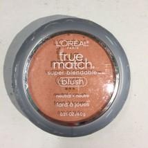 L'Oreal Paris True Match Super -Blendable Blush -Innocent Flush  EB3 - $8.25