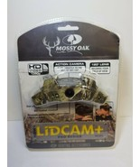 MOSSY OAK LID CAM + PLUS GO PRO ACTION HD VIDEO GAME CAMERA FISHING HUNTING - $85.00