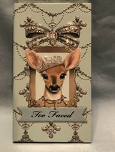 Too Faced Enchanted Wonderland DEER Palette NWOB - $13.86