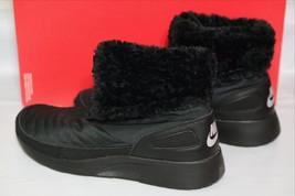 NIKE KAISHI WINTER HIGH WOMEN'S BOOT, BLACK, SIZE 5.5, 807195 001 - $56.04