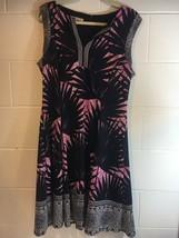 "maggy london dress size 16. Length 39"" Sleeveless. Zipper In Back - $18.00"