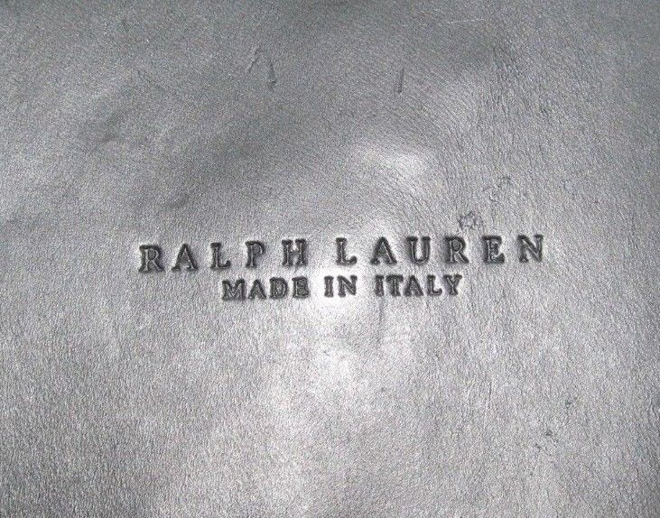 RALPH LAUREN COLLECTION BLACK SUEDE & LEATHER CORSET BELT SIZE M NWT $1950+