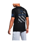 Under Armour Mens Freedom Express Flag T - Choose SZ/Color - $40.67