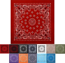 Jumbo Trainmen Paisley Bandana Cotton Sport Biker Extra Large Head Face ... - $7.49+