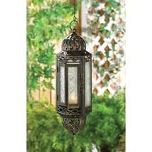 Victorian Hanging Candle Lantern - $38.00
