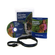 Gentle Leader Head Collar Dog Training Guide Walk Anti Pull Choose Size & Color  - $35.78