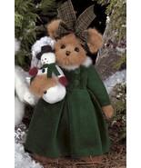 "Bearington Bears ""Crystal & Frosty"" 14"" Collector Bear- Sku #173026 - NEW - $54.99"