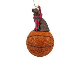 Irish Setter Basketball Ornament - $17.99