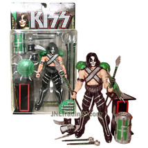 Year 1997 McFarlane Toys KISS Series 7 Inch Tall Ultra Action Figure PET... - $54.99