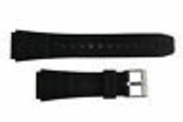 20MM WATCH BAND  BLACK Resin  FIT CASIO  CA-53W W-720 W-520U CA-61W DB-5... - $9.95