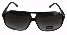 NEW Quay Eyeware Australia 1487 Matte Black 100% UV Sunglasses Sunnies Shades