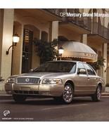 2008 Mercury GRAND MARQUIS brochure catalog US 08 Premier - $8.00