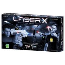 Laser X Two Player Laser Tag Blaster Gaming Set - $53.99