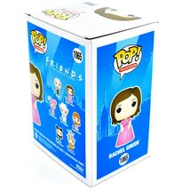 Funko Pop! Television Friends Rachel Green in Pink Bridesmaid Dress #1065 Figure image 4