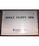 Commodore 1541 Floppy Disk Drive for C64/C128 64/128, Complete in Box wi... - $94.95