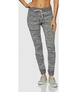 Women Joggers Pants, S2 Sportswear Gray Hacci Side-Stripe Joggers  - $12.97