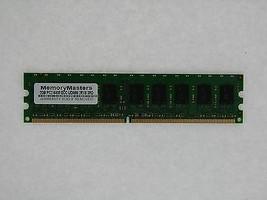 2GB Ram PC2-6400E 800MHZ 2RX8 DDR2 ECC senza Buffer Compt a hp 450260-B21 - $33.43