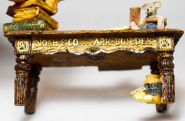 Boyds Bears: Noah's Genius At Work Table - Style 2429 image 7