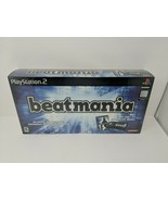 Beatmania Playstation 2 PS2 Factory Sealed Brand New VTG With Controller... - $188.09