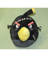 ANGRY BIRDS STUFFED FRANKENSTEIN Animal Toy Plush COMMONWEALTH Toy 2011 ... - $11.30