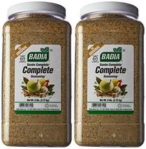 Badia Complete Seasoning 6 lbs Pack of 2 - $64.14