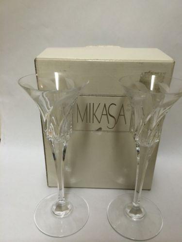 Mikasa Summer Breeze 2 Candle Holders Slovenia XY 555/339