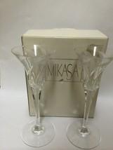 Mikasa Summer Breeze 2 Candle Holders Slovenia XY 555/339 image 2