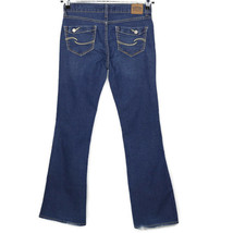 Levi's Signature Girls Skinny Flare Jeans 16 Reg X 29 Stretch Adjustable Waist - $14.80