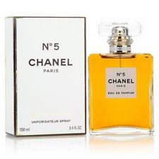 Primary image for Chanel No.5 Eau de Parfum for Women 3.4 oz