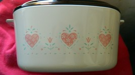 Corning Ware Forever Yours Casserole Dish A-3-B 3 Liter 3 Quart Size + Pyrex Lid - $37.39