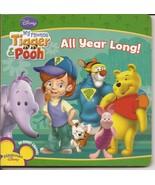 Playhouse Disney My Friends Tigger & Pooh All Year Long  HC  - $2.95